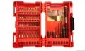 48 darabos Shockwave  fúrócsavarozó szett