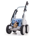 Kränzle quadro 1000 TS hidegvizes mosó nemesacél futóművel