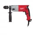 Milwaukee HD2E 13 R, 705 W kétsebességes fúrógép